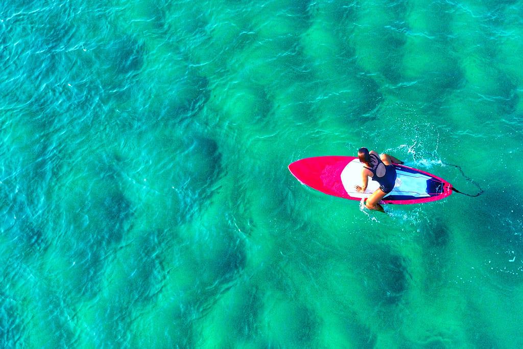 Surf em Pernambuco, Brasil