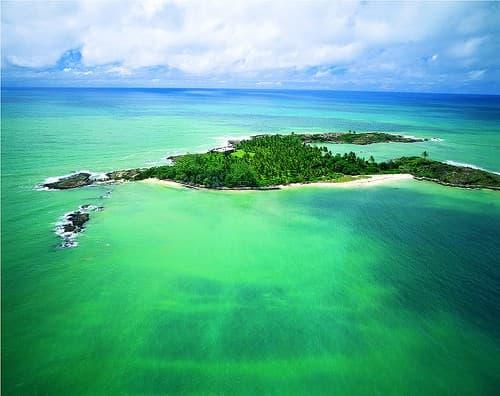 Qué visitar en la Isla de Santo Aleixo Brasil