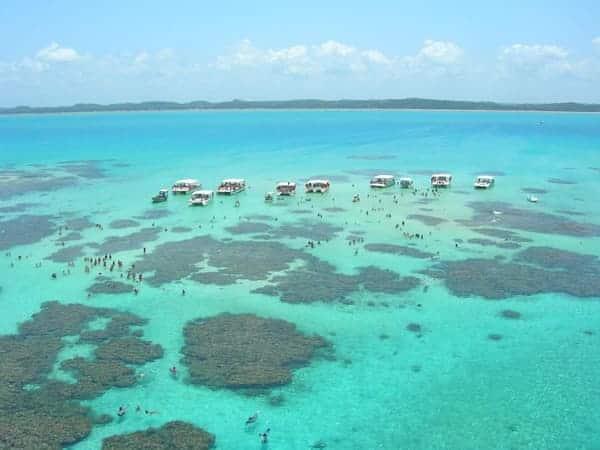Praia de Maragogi (Alagoas)