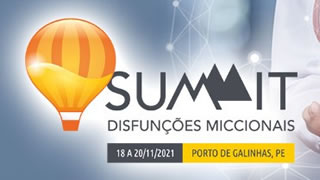 Summit Disfunções Miccionais 2021 - Congresos en Porto de Galinhas