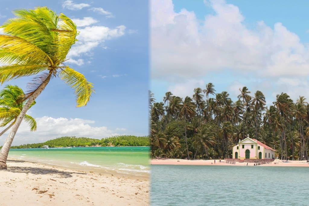 Costa de la Playa de Carneiros