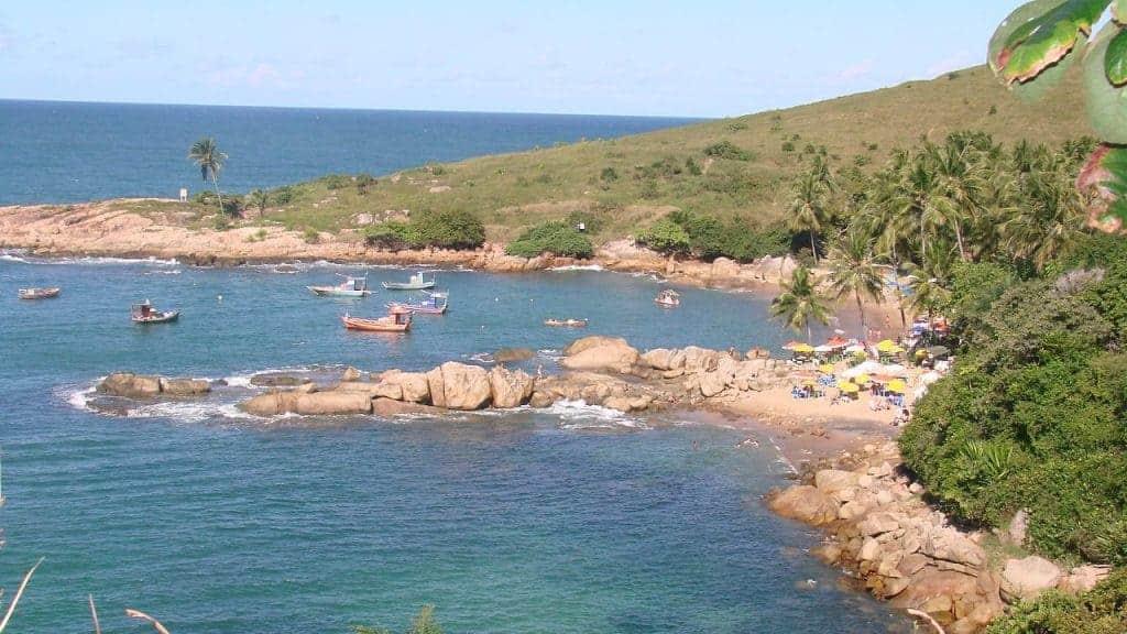 Cape Santo Agostinho, Calhetas Beach, Pernambuco, Brasil