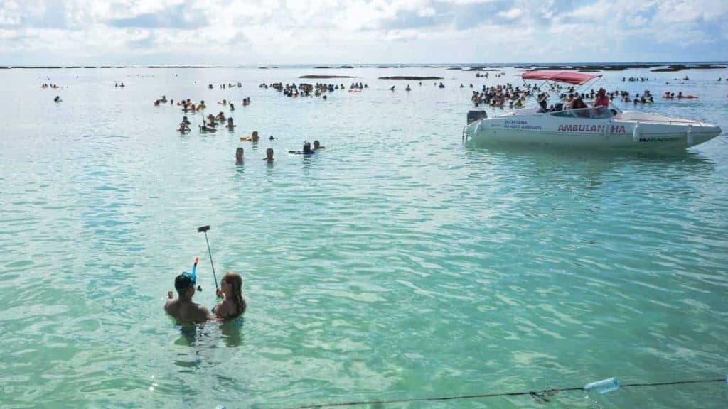 Maragogi Beach Tour