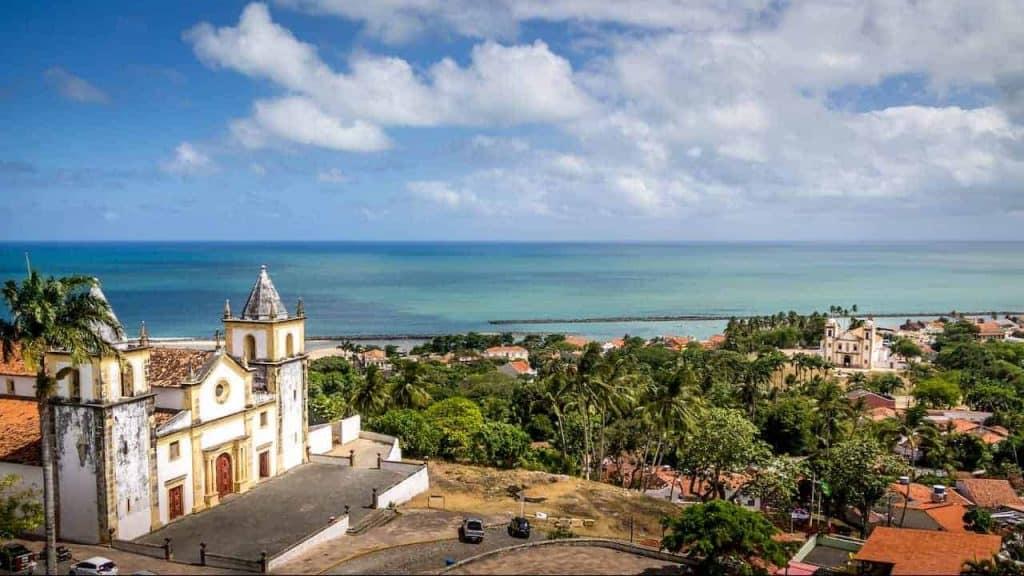 Iglesia Nossa Senhora da Misericórdia en Olinda
