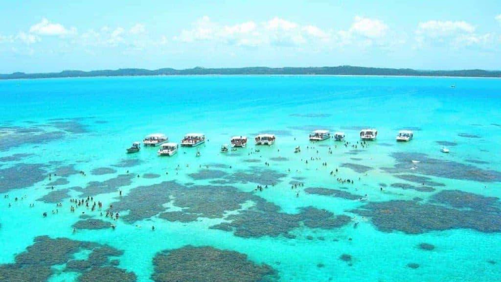 5 destinos con playa de Brasil: Maragogi