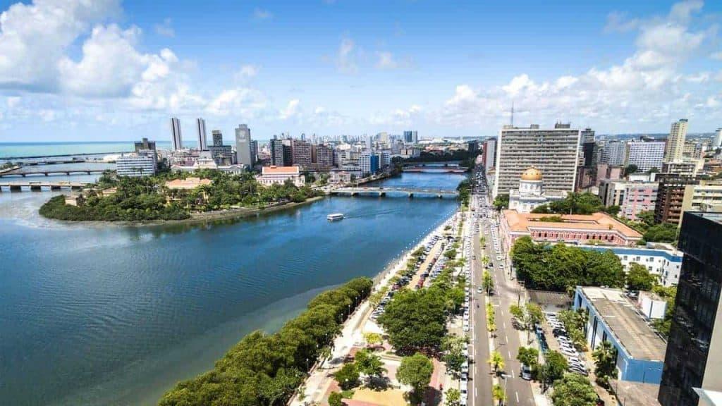 View of Recife City
