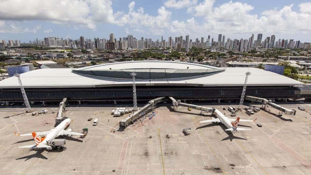 From Recife to Porto de Galinhas airport code