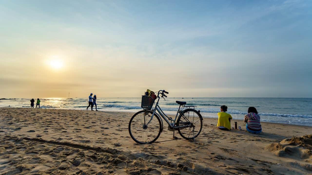 Alquiler de bicicleta en Porto de Galinhas