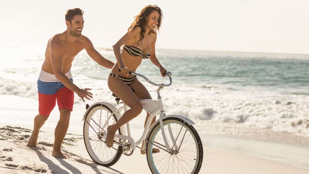 Bike rentals in Porto de Galinhas