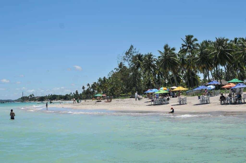 Brazil top beaches: Antunes Beach