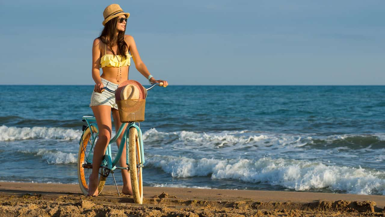 Bike rent in Porto de Galinhas