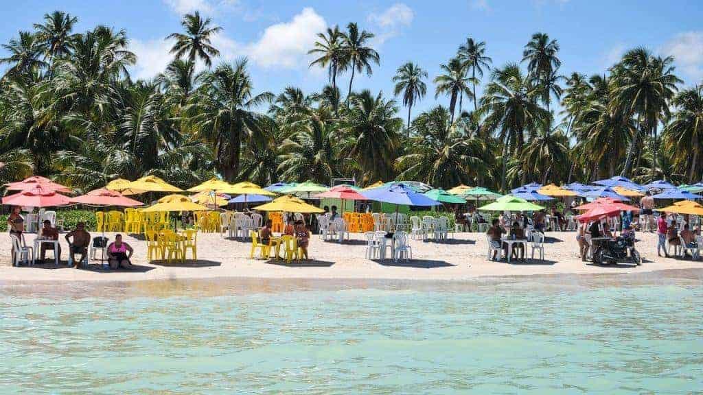 Restaurant Antunes Beach