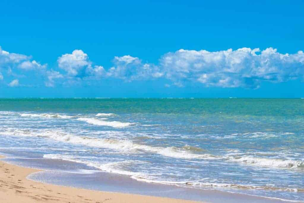 Where is Antunes Beach located?