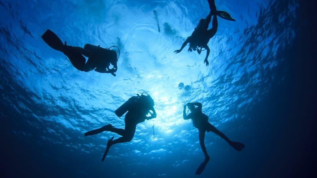 Quiero bucear en Porto de Galinhas, buceo de profundidad