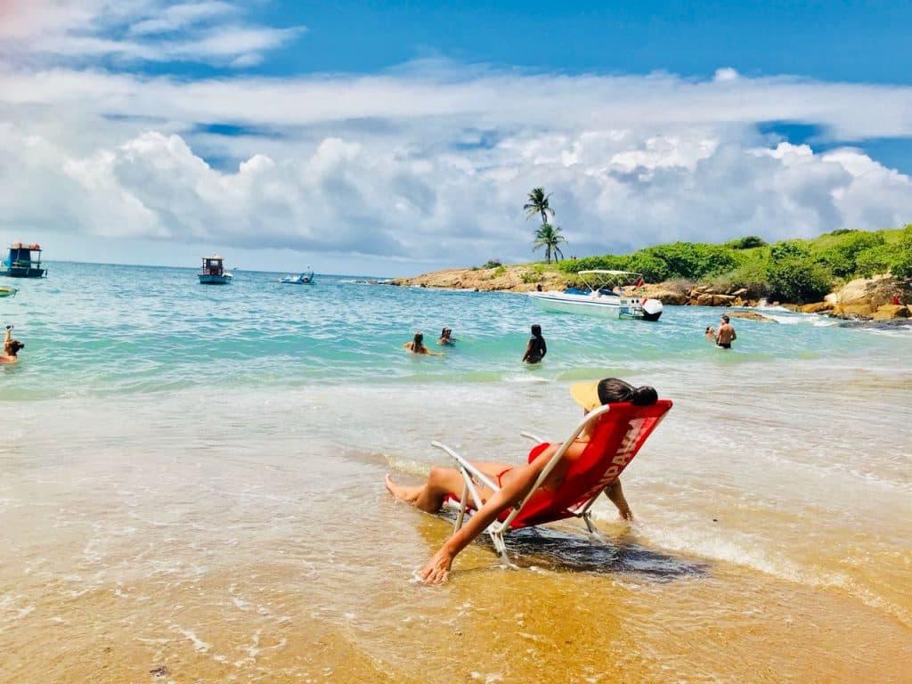 What to do in Calhetas Beach in (Pernambuco)