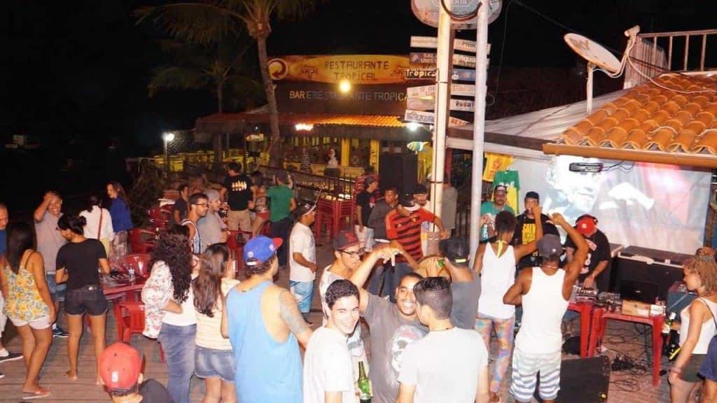 Noite em Porto de Galinhas | Giroskka Bar Porto de Galinhas