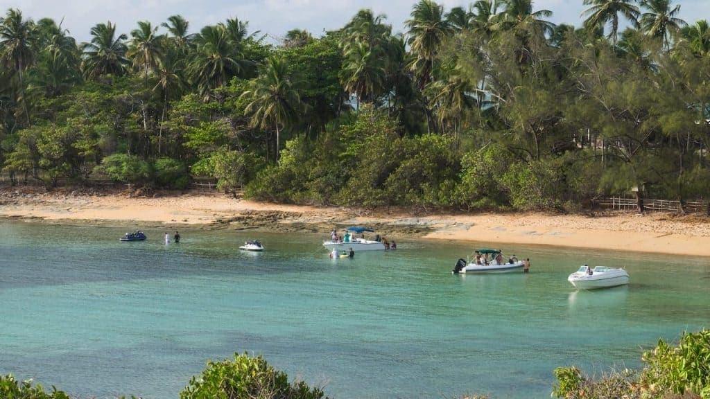 Isla de Santo Aleixo en Pernambuco