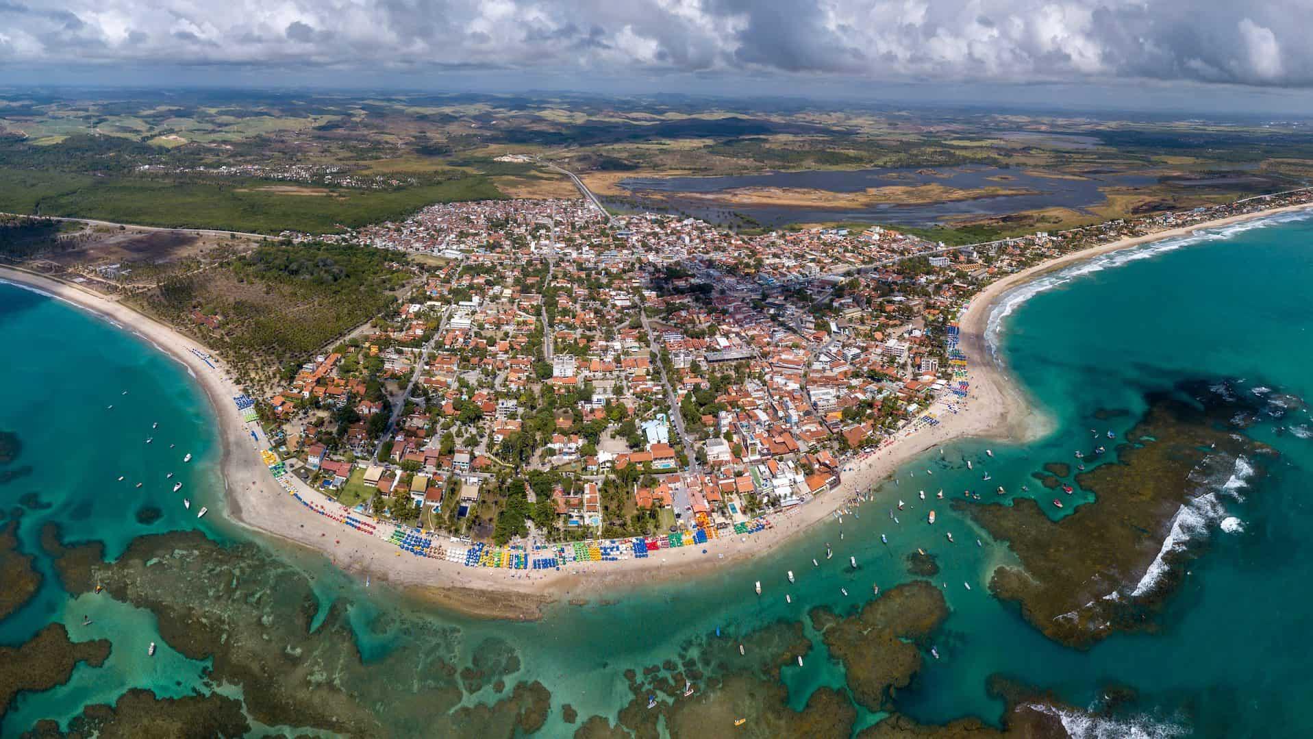 Porto de Galinhas center