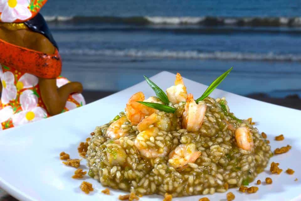 Pontal de Maracaipe restaurant