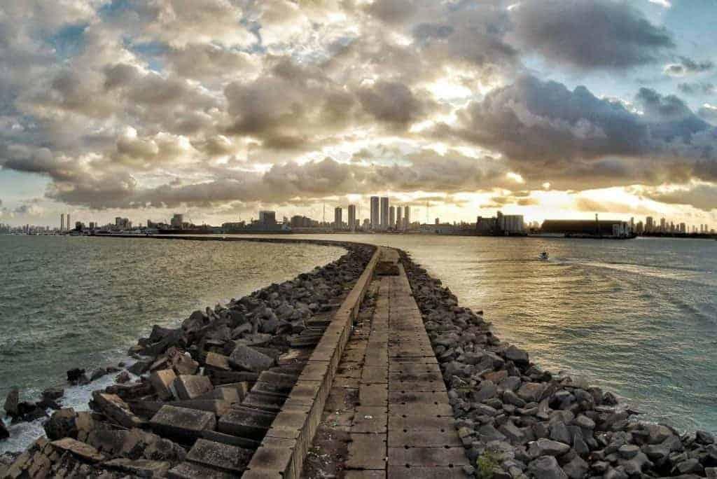 Visite la Ciudad de Recife en el estado de Pernambuco
