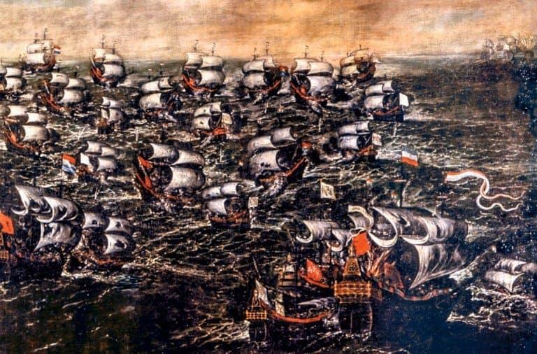 Batalha de Pernambuco - A história de Porto de Galinhas