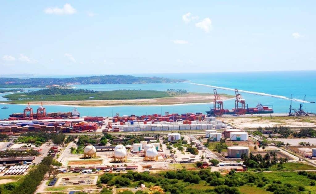 Port of Suape
