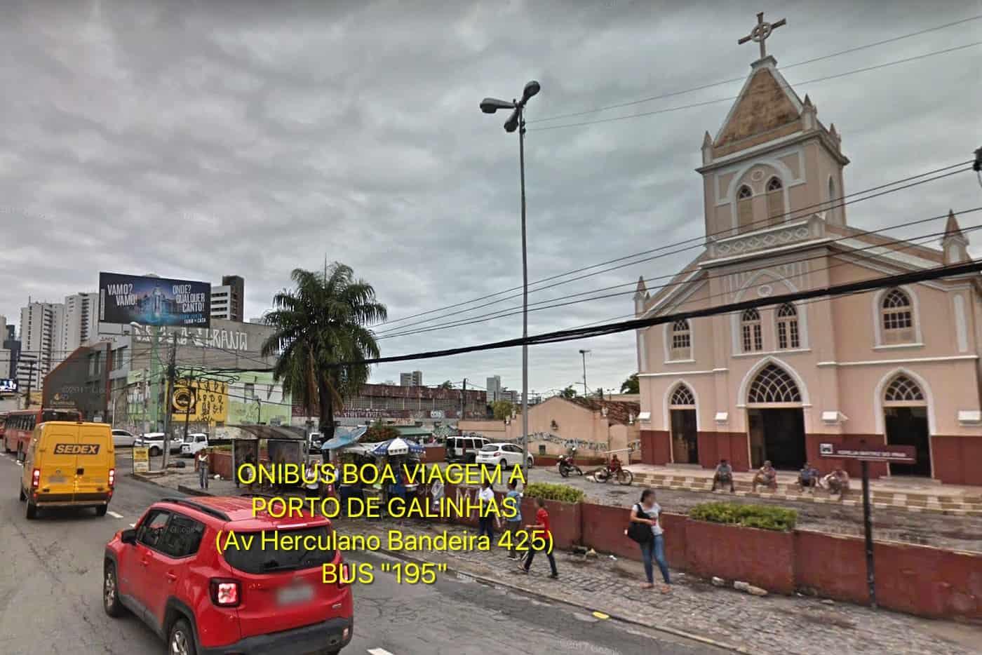 Omnibus Boa Viagem Recife a Porto de Galinhas